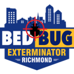 Bed Bug Exterminator Richmond Logo